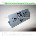 Alibaba chine, Hotsell métal autocollant, / Étiquette / Logo
