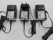 world plug with UK EU US AU KC hip up cream mass power ac adapter
