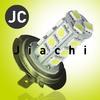 led light 12v car canbus h7 high power 1.76w 5050 w5w 18chips dc12v rgb led fog light