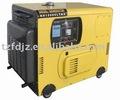 10KVA tipo silencioso generador Diesel