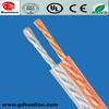 Flexible transparent speaker cable /speaker cable 4 core