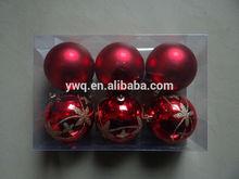 60mm black christmas ball set shiny christmas ball set terracotta canister sets