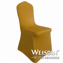 jacquard high quality 100% polyester organza chair sashes party banquet chair cover decoration
