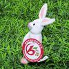 long ear stuffed plush bunny
