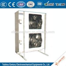 Model ETLE/H 1160-4V G3 tian blast freezer profile series unit cooler Floor air cooler evaporator