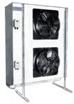 Model ETLE/H 0250-1H G3 tian blast freezer profile series unit cooler Floor air cooler evaporator