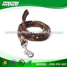 2014 New Series Pet Collar Leashes nylon dog collar