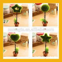 Plant Pot Feature Ballpoint Pen