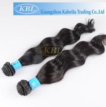 KBL remy hair,dust free hair bleaching powder hair extensions