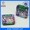 Wholesale candy mint tin box mint tin cans mint tin case