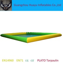 Environmental protection pool Natural inflatable swimming pool Giant Inflatable Pools