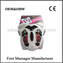 (gold supplier) digital technical pulse foot massager and foot massager machine price