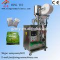Paquete de gránulos de maquinaria, café nescafé un paquete en, la fábrica de guangdong proveedor