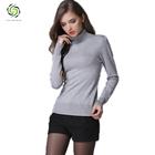 Trendy 2013 cheapest fashion high neck knitting sweater patterns