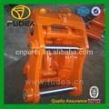 Encargo excavadora acopladores rápidos de secado rápido enganches on hidráulico excavadoras