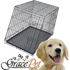 2014 New Large Pet stainless steel Dog cage pet products