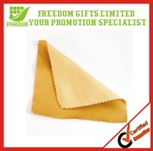 Promotional Customized Microfiber Glass Cleaning Cloth