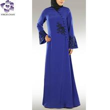 embroidered islamic dress hijab pakistani dress for muslim