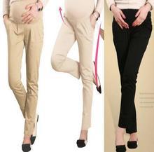 PLAIN DYED SIMPLE,HOT SALE MATERNITY PANTS, KOREAN FASHION WOMEN PANTS