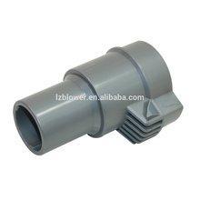 Stainless steel vacuum adaptor/components