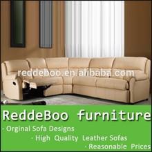 2014 nice antique style leather sofa furniture