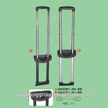 Guangzhou JingXiang Portable Folding Luggage Handle Fold Up Shopping Carts For Luggage Trolley Bags