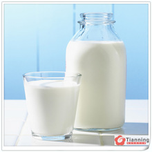 Pure, rich and lasting fresh milk flavor for dairy drinks,