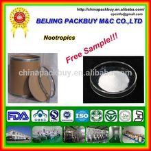 High Quality Nootropics Noopept/Coluracetam//Pramiracetam//Oxiracetam//Piracetam//adrafinil//NSI-189//Amfonelic acid//Sunifiram