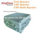 400-470mhz kingtone tetra uhf repetidora de rádio