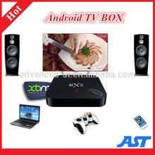 Original MX III Android TV BOX A9 Amlogic S802 Quad core Google android 4.4 TV BOX