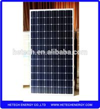 280 watt monocrystalline panel solar for home