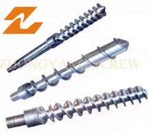 rubber screw barrel rubber extrusion screw barrel bimetallic screw barrel plastic rubber machinery components