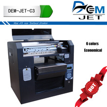 Hot consumable automatic food printing machines for candy/cake/chocolate/marshmallow