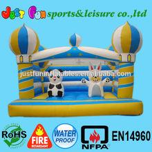 Aladdin theme inflatable air jumper
