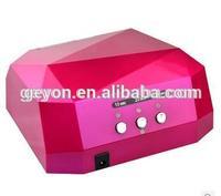 Super Sale 36W Nail Art Dryer LED Lamp UV Light Gel Polish Cure Manicure NEW lampada uv for nails