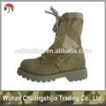 Militar safty botas de deserto