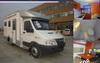 Leisure accommodation vehicles, caravans,motor caravan