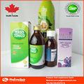 la etiqueta privada oral jarabe para la tos de formulación