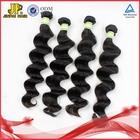 JP Hair 100% Human Malaysian Hair Clip In Hair Extensions For Black Women