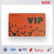 MDC0693 Free design fashional plastic business pvc card