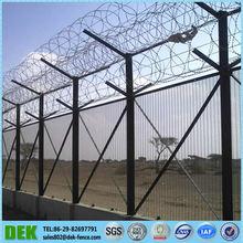 358 Prison Mesh Sensor Security Electric Fence