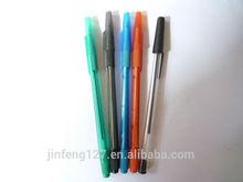Wholesale cheap plastic simple ball point pen free sample