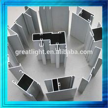 Custom extruded aluminum cases