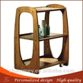 legno in ferro battuto baldacchino carrelli medici di legno best seller piatto trucco carrello
