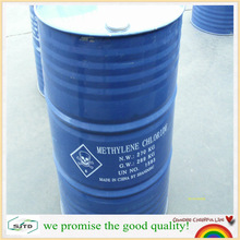 supply 99.9%min, Dichloromethane, excellent industry solvent