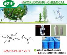 Worldyang organic silicon Methyl 1-[3-(Triethoxysilyl)Propyl]-2-Aziridinecarboxylate CAS No 193417-26-4