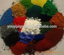 granular ferric oxide pigment for ceramic/tile/asphalt