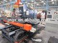 Cnc placa de aço da máquina de perfuração modelo: bnc100