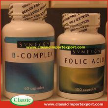 Vitamin food supplement wholesale manufacturer ( softgel capsule tablet gummy mint strips )