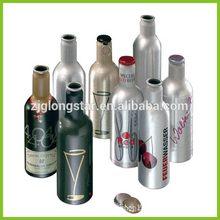 Modern new coming aluminum energy drink bottle
